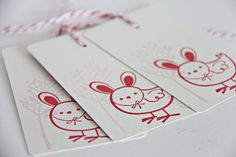 darling Easter tags