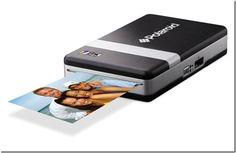 """» Instant Mobile Printer """"Polaroid PoGo"""" Future technology"""