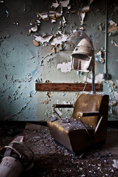 Blowdrier by Jeremy Marshall #urbex #decay