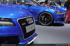 Photo Gallery: Audi at the 2013 Frankfurt IAA - Fourtitude.com