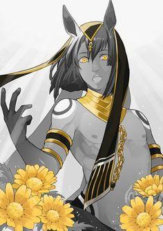 Anubis - Kamigami no Asobi
