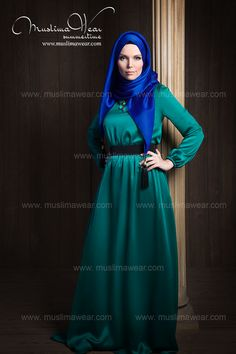 Hijab Style by Muslima Wear  Summertime Collection 2013 www.muslimawear.com