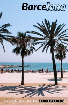 Barcelona has amazing beaches, fascinating museums, attractions around every corner. Barcelona is an amazing family travel destination  Catalunya | things to do in Barcelona | what to see in  Barcelona | Barcelona beach | family holiday in Barcelona | Barcelona vacation with kids | Espana | La Rambla Barcelona