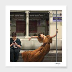 Foto e video Art Jokes, Arte Pop, Classical Art, Cultura Pop, Funny Art, Famous Artists, Aesthetic Art, Monday Motivation, Graphic