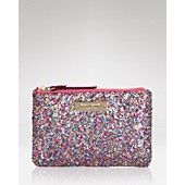 kate spade new york Coin Purse - Glitterball~ Sparkles