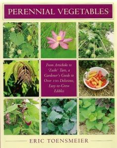 Perennial Vegetables, plant once and enjoy for years  #FLVS #tips & #tricks