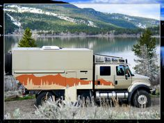 Global Expedition Vehicle – Turtle Offroad RV | Global Expedition Vehicles