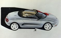 Car Design Sketch, Car Sketch, My Design, Mg Cars, Weird And Wonderful, Retro Cars, Concept Cars, Jaguar, Sketches