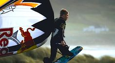 Extreme Kiteboarding in Ireland & Holland - Ruben Lenten 2013 (VIDEO)
