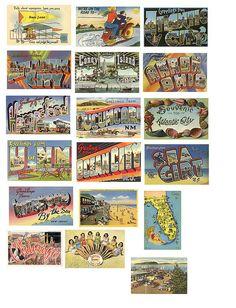 Postcards | Flickr - Photo Sharing!