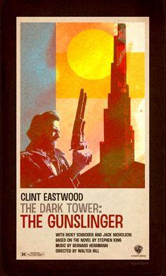 The Dark tower : Gunslinger based on the novel by Stephen King