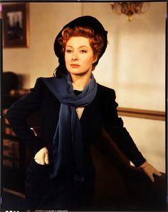 Greer Garson 1950s