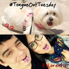 #TongueOutTuesday
