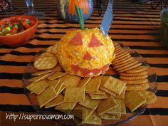 A Halloween Birthday Party