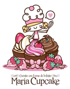 Maria Cupcake notebook cover by analage on DeviantArt