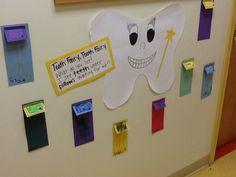Dental Health: Tooth Fairy