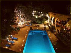 Hacienda de los Santos Resort and Spa Swimming Pool