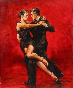 Nadire Atas on Jack Vettriano Art Jack Vettriano, Art Triste, Art Expo, Arte Latina, Tango Art, Poesia Visual, Tango Dancers, Dance Paintings, Argentine Tango