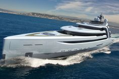 Yachts, Concept, Andy Waugh