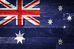 Picture Perfect International 'Australia Flag' Graphic Art on Wrapped Canvas Size: H x W x D Winter In Australia, Happy Australia Day, Framed Wall Art, Canvas Wall Art, Australian Flags, Flag Painting, My Bebe, Covered Pergola, Home