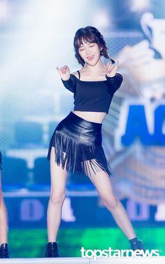 [HD포토] 에이오에이(AOA) 민아 후광이 번쩍번쩍 #topstarnews