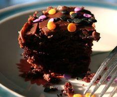 La Mejor Tarta De Chocolate Del Mundo ... Y Por Casualidad Es Vegana. ¡En Serio!