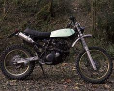 Yamaha XT 600 Scrambler – Cafe Racer SSpirit
