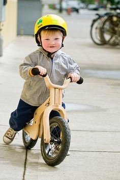 Early Rider Balance Bikes — Test Lab Review | Apartment Therapy