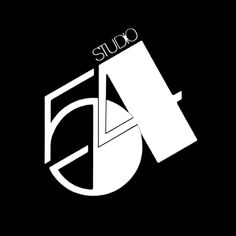 Studio 54 Logo Art Print