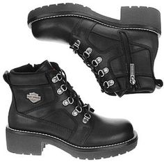 harley davidson nail designs | Harley Davidson Boots For Women | Harley Davidson | ⊱ Wind Therapy ...