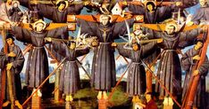 Brother Paul Miki, a Jesuit and a native of Japan, has become the best known among the martyrs of Japan. He was crucified on Februay 5 with twenty-five other Catholics during the persecution of Christians under the Taiko, Toyotomi Hideyoshi, ruler of Japan in the name of the emperor.  In total, ...