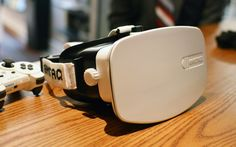 First Look ‒ GameFace Labs Mark 5 Prototype, VR Never Looked So Good