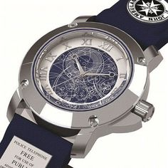 tardis-watch. Someone want to buy this for me when it is finally released? I think I want this more than a smart watch, and that my friends is saying something!!