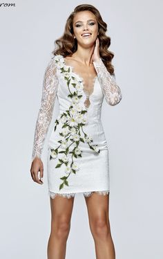 Tarik Ediz 93134 Dress - MissesDressy.com