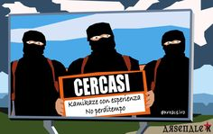 L'ISIS recluta anche in Italia