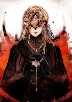 Dark Souls 3,Dark Souls,фэндомы,Fire keeper
