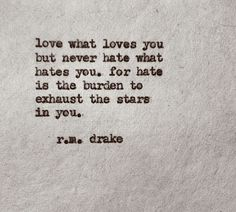 RM Drake quotes that will speak to your soul.