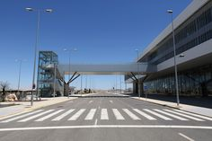 Ciudad Real International Airport Sits Abandoned In Central Spain (PHOTOS)