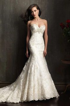CC's Boutique offers the Allure Bridal dress 9051 at a great price. Call today to verify our pricing and availability for the Allure Bridal 9051 dress. Delicate Wedding Dress, Ivory Lace Wedding Dress, Sweetheart Wedding Dress, Lace Mermaid Wedding Dress, Mermaid Dresses, Bridal Wedding Dresses, Cheap Wedding Dress, Dream Wedding Dresses, Bridal Lace