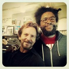 Eddie Vedder & Questlove