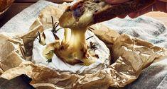 White Truffle Baked Camembert