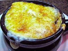 Rita's Recipes: Baked French Onion Soup