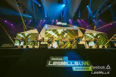 Les Mills Live Shanghai