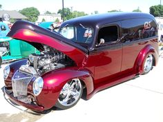 1940 Ford Sedan Delivery Maintenance/restoration of old/vintage vehicles: the material for new cogs/casters/gears/pads could be cast polyamide which I (Cast polyamide) can produce. My contact: tatjana.alic@windowslive.com