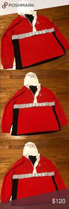 ddf1219f000f Nike Air Jordan Wings Anorak Wind Jacket !!! BRAND NEW !!! Nike
