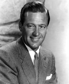 William Holden - Force of Arms (1951)