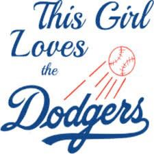 This Girl Loves the Dodgers! ❤️⚾️