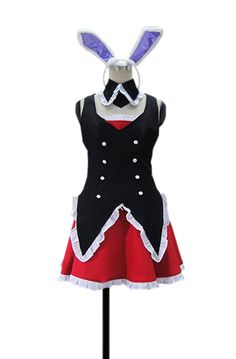 Dreamcosplay Anime Mondaiji Kurousagi Uniform Outfits Cosplay Costume ** You can find more details by visiting the image link.