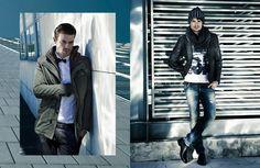 Mangano Men Fashion Guide Fall Winter 2013.14  www.mangano.com