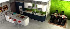 kitchen provider in india modern kitchen in noida online